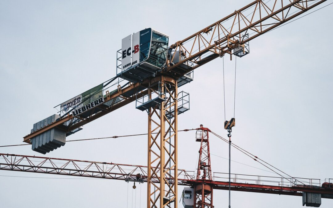 Safety Harness on High Rise Buildings