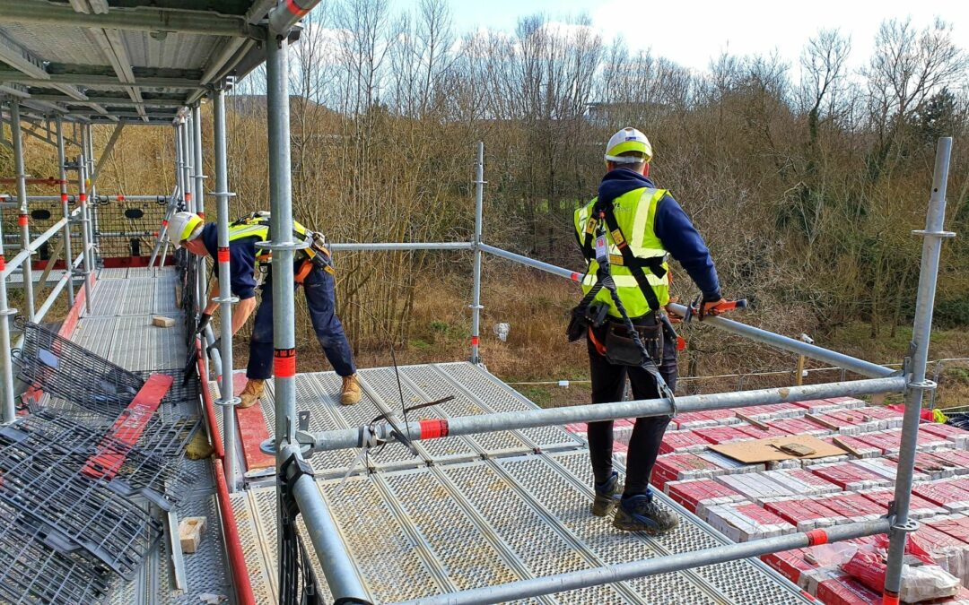 3 Products to improve scaffolding safety