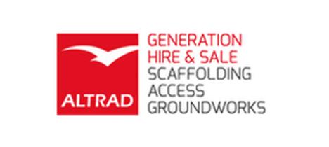 generation scaffolding logo